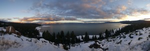 Atop Rocky Ridge